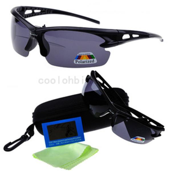 Новый высокое качество Мода очки велосипед Велоспорт поляризованные очки солнцезащитные очки очки