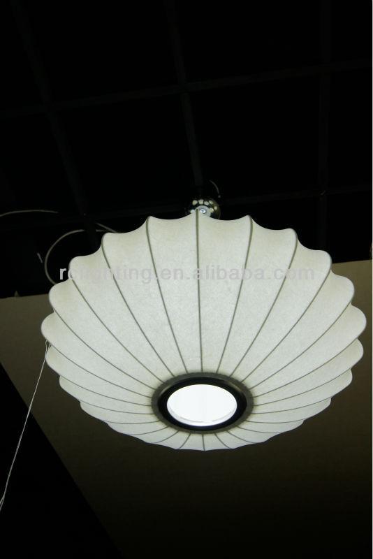 Riz papier lustre lampe lustre id de produit 694670328 for Lampe en papier de riz