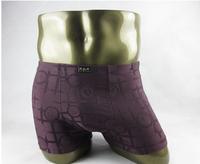 Мужские боксеры 2013 Hot Mix 4pcs/lot Dropshipping Brand New Quality Soft Bamboo Fiber Mans Boxers Shorts Men's Underwear Trunks XXL