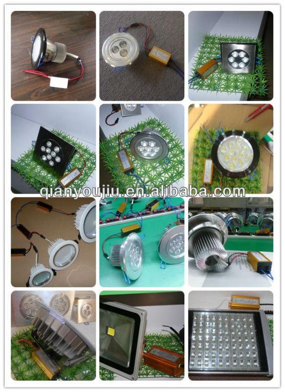 Hot Sale 1500mA Waterproof 50W LED Driver