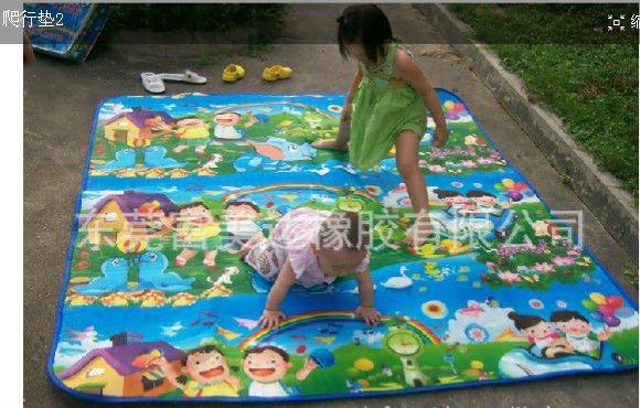 tapis de jeu / non - toxique bu00e9bu00e9 ramper tapis de jeu-Tapis de ...