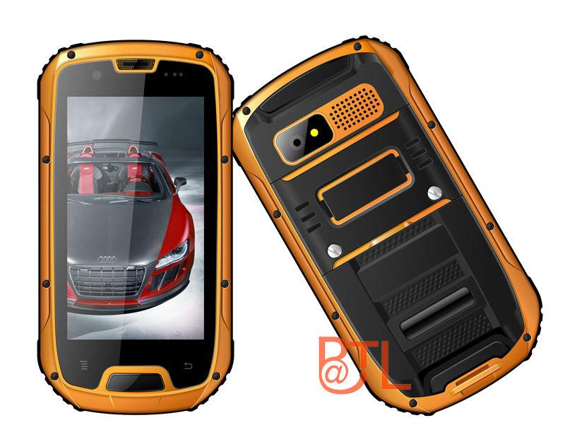 Cruiser S09 IP68 Quad Core Waterproof Shockproof nextel rugged phone cases