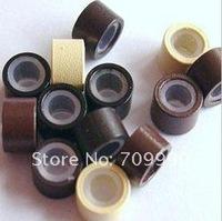 Микрокольца для наращивания волос hair extension tool 1000 pieces / 1 bottle