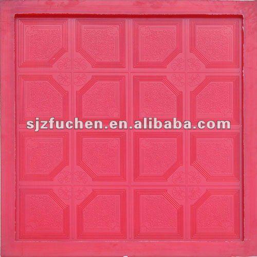 Decoration Gypsum Ceiling Board Mold - Buy Gypsum Plaster Mould,Gypsum ...
