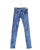 Free shipping,Hot Sale,Lady's Casual Slim Fit Stylish Boot Cut Jeans,Leisure Pants#5203