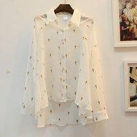 Женские блузки и Рубашки Eastknitting oc/004 OC-004