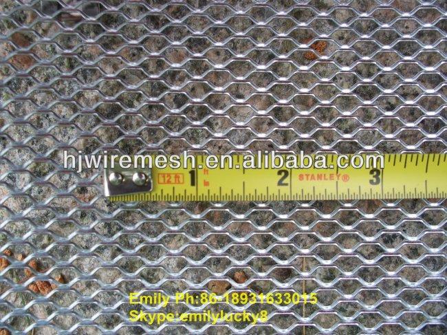 Aluminum Mesh Gutter Guards Aluminum Expanded Metal Mesh