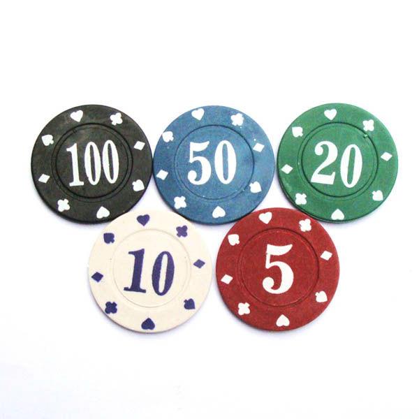 poker wert