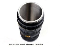 Кружка by CPAM Zoomable travel sport camera lens mug cup telescopic coffee Mug Zoom Version 480ml 340g nikan not nikon