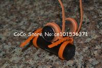 MP3-плеер Swimming Waterproof MP3 Player FM Radio Earphone s