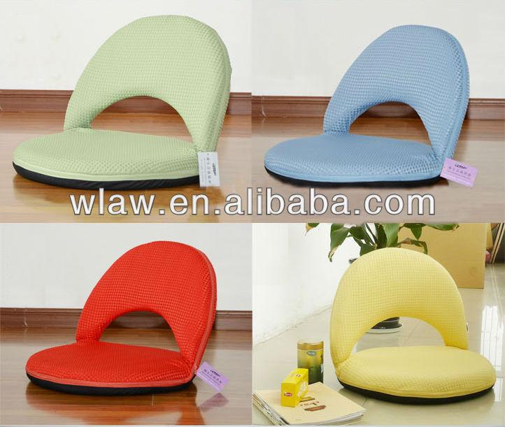 Adjustable portable stadium cushion seat
