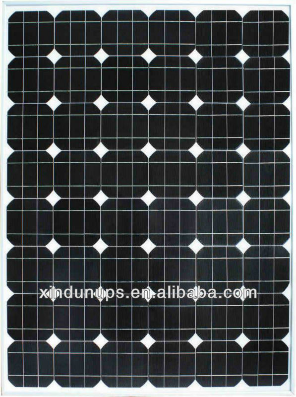 250W mono solar panel for home solar power system