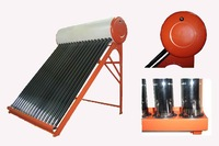 2012 Hot Sale, 36tubes, 300L,  Integrated Pressurized Solar Water Heater