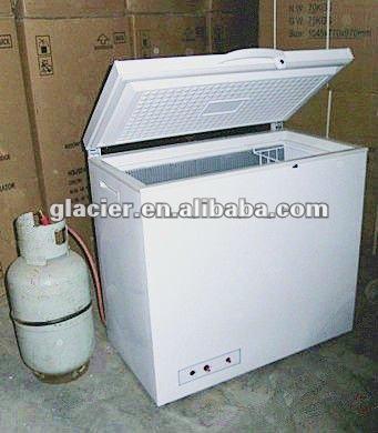 congelateur gaz