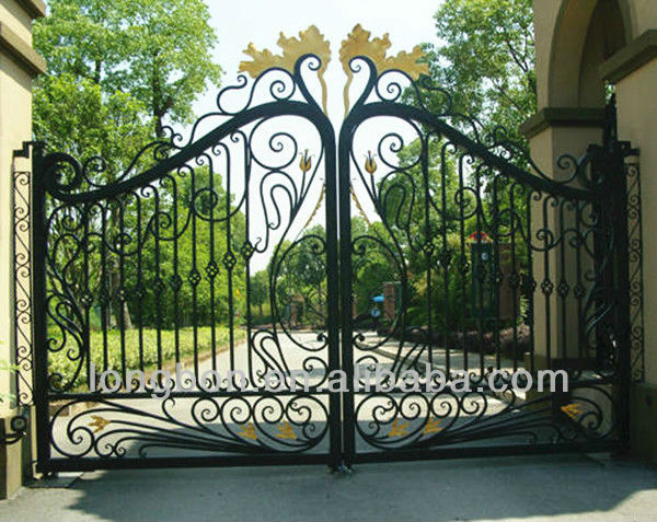 2014 Top-selling modern design of main gate