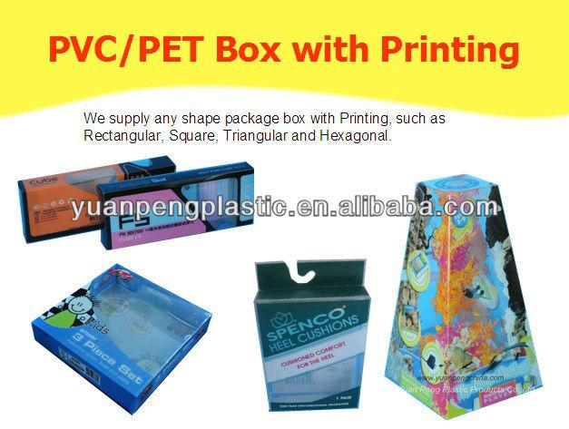Plastic Box Packaging, wholesale plastic pencil box