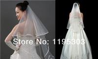 в белый тюль вуаль венчания край ленты 1,5 м