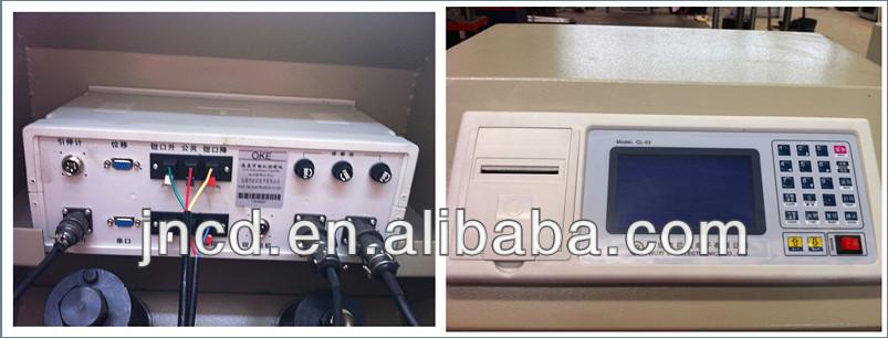 Compressive strength testing machine/Compression testing equipment,2000kn CTM/Digital concrete compression testing machine