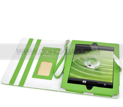Book design for ipad case stand