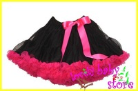 Юбка для девочек 2012 hottest sell baby girl fluffy pettiskirts girl's tutu skirts