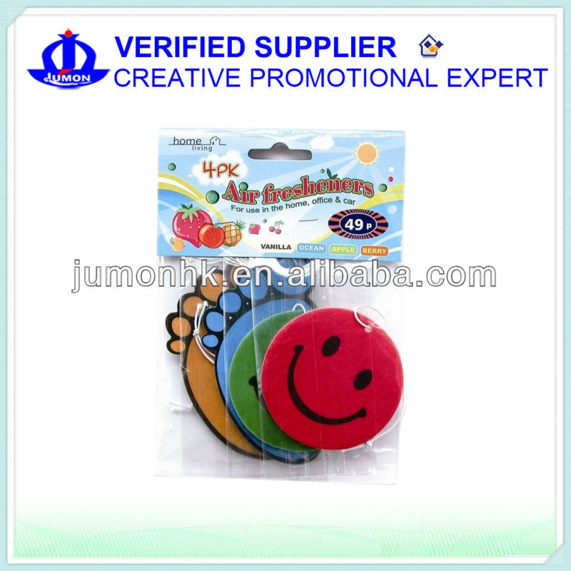 Promotion Car air freshener / Car air fresheners wholesale