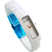 Наручные часы lots 1PCS high-grade ceramic quartz watch ladies' fashion watch- 153748