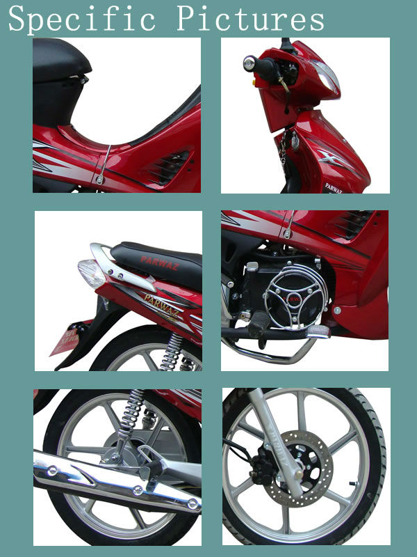Chinese used 110cc motorbikes for sale/cheap 110cc cub motorcycle(WJ110-9)