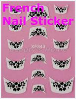 Наклейки для ногтей 30pcs /lot, 3D #0490