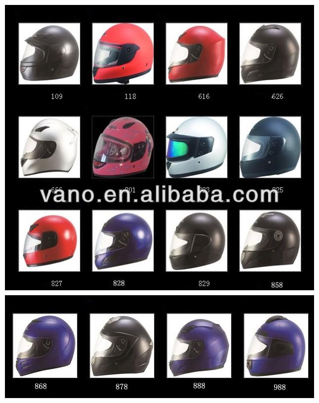Stylish DOT ABS dirt bike helmet for teenager