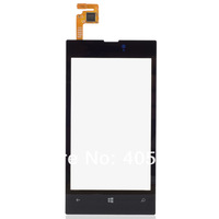 Потребительские товары Front LCD Lens Screen Digitizer Touch Glass Fit For Nokia Lumia 520 B0264