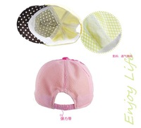 Шапка для мальчиков Brand New Fashion Baby Kids Infant Boy Girl Dot Head Hat Cap Cute Duck Autumn Spring Summer C0055