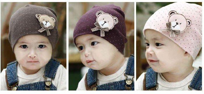 Duoduo kid baby hat