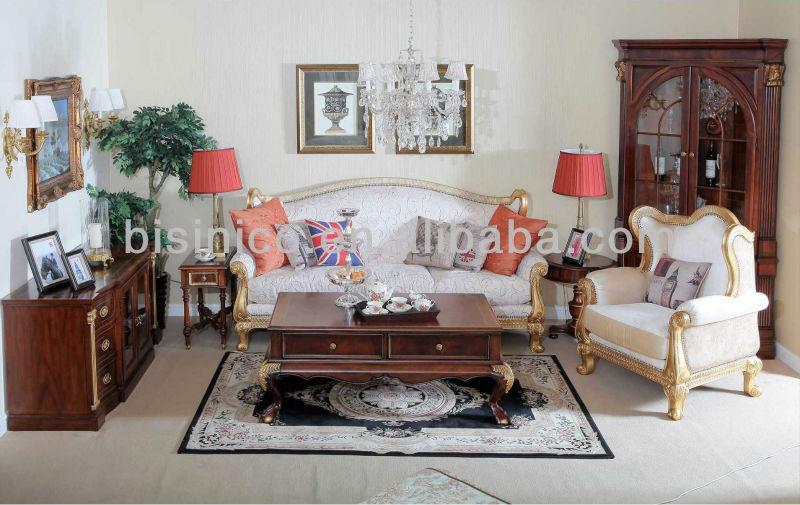 groene lange sofa bankstel britse windsor victoriaanse stijl