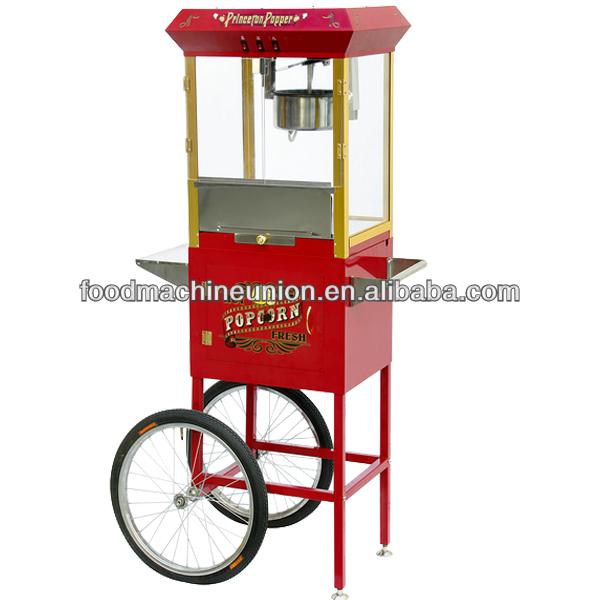 popcorn machine sales
