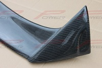 Carbon Fiber Roof Spoiler  Wing For VW Scirocco 2009+  Free Shipping