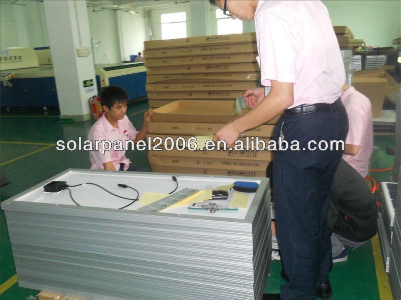 solar panel 100Watts