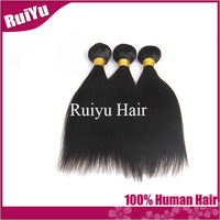 "RY hair: cheap indian hair straight 3 pcs lot 100% indian remy human hair extension 12""-30"" very soft hair weaves"