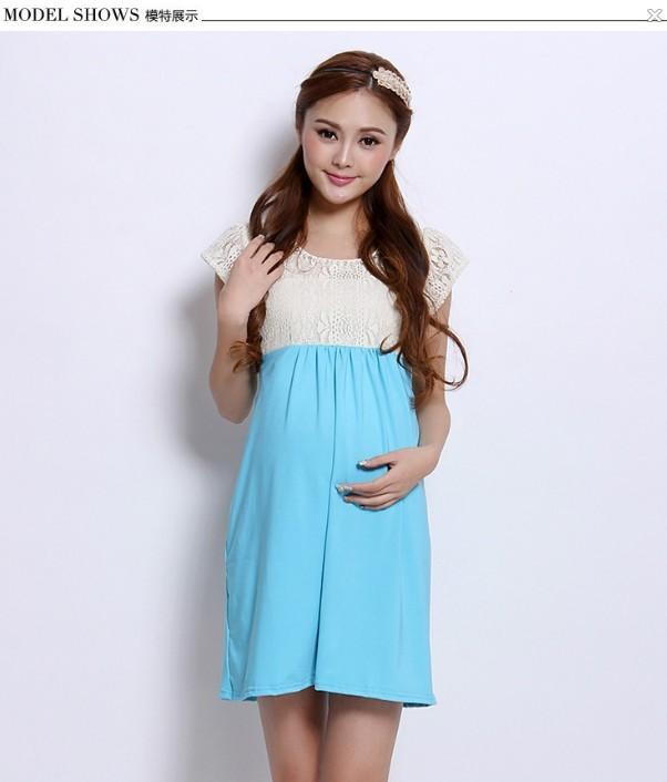 Платье для беременных , /, 3 , L /xL