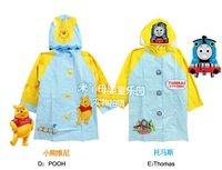Одежда и Аксессуары cartoon children raincoat and retail