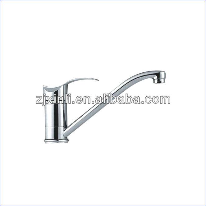 Haute qualité en laiton robinet de douche, Polonais et fini chrome, Mur monté, X8011s robinet
