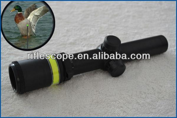1.5-6X24 Fiber Hunting Riflescope