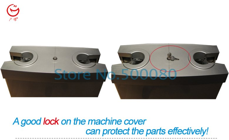 environmental protection goods/articles/supplies umbrella wrapper machine