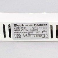 Free Ship,Headlight T4 Fluorescent Lamps Electronic Ballast 8-16W AYZ-01 220V AC New