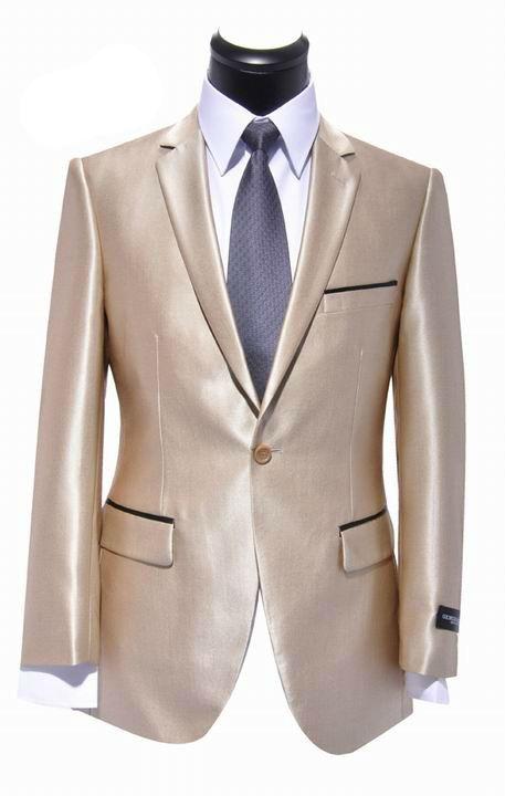 2014 new arrived evening suit for men silver business suit men blazer designs