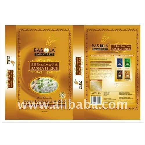 super long basmati golden rice