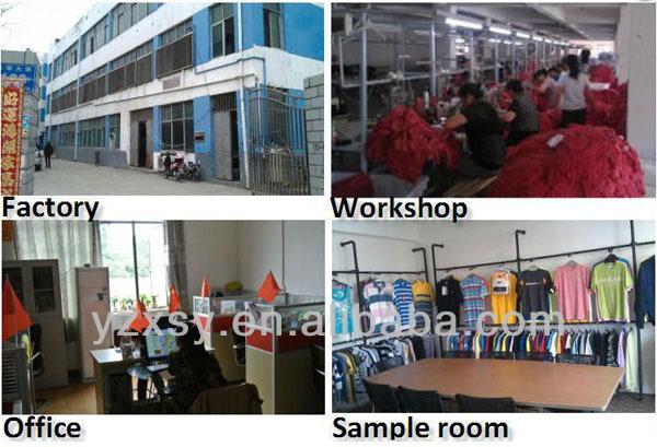 OEM custom t-shirt deisgn polo shirt garment factory