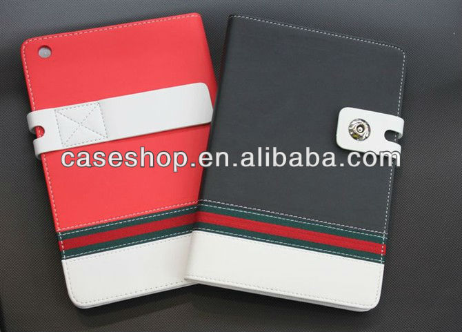 Hot Sale Case Credit Card Slot Case with Stand for ipad mini