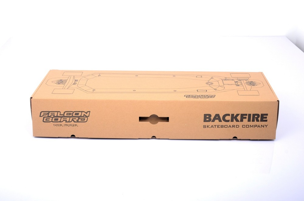 Ultra Long Battery Life Backfire Remote Control Electric