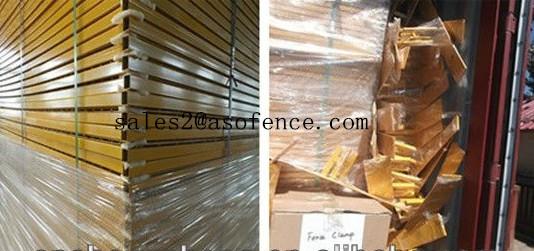 recinzione esterno usato recinzioni temporanee picchetto recinto ...