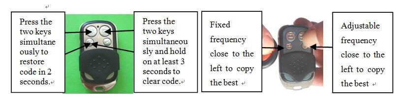 Auto Pair Duplicate Car Keys & Remote Control-A022 1